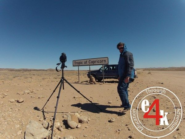 @Yeepuncat Imagine More tripod at Tropic of Capricorn #Namib @Andrea Thorp Taylor News NAMIBIA @Michael Antrag Tourism Board @Ford Motor Company Motor Company @Ford Motor Company Motor Vehicles Explore4Knowledge #e4k