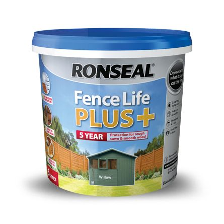 Ronseal Fence Life Plus | Ronseal