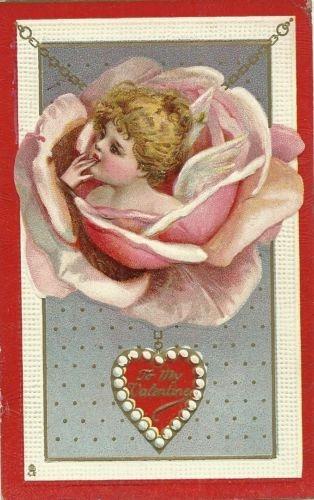 Rosebud cupid