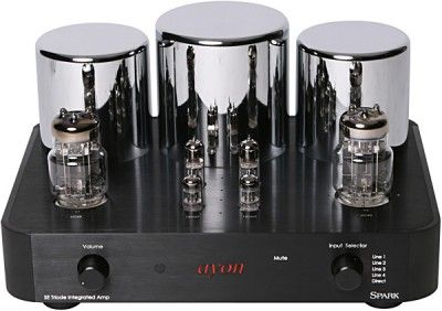 "Ayon is pleased to introduce the Spark III, a substantial advancement of our already highly regarded Spark II model offering. The Spark III is our ""superb value"" single-ended triode integrated vacuum tube amplifier for real music lovers. Low distortion,"
