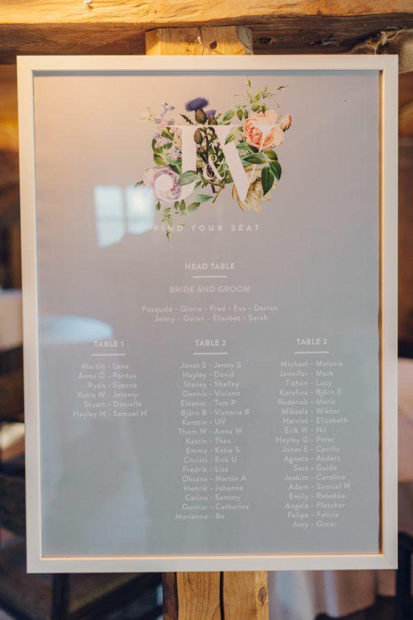 Rustic Glam Swedish Wedding at Rosenhanska Magasinet