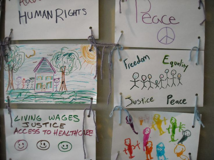 10 Things to do with your kids on Human Rights Day (Dec. 10)