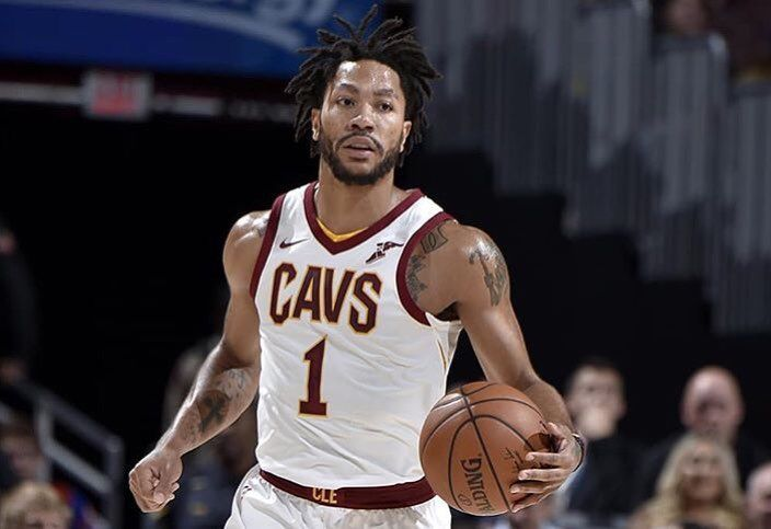 Cavs win! 108-115. Rose's stats: 14 points 2 rebounds and 2 assists in 15 minutes. This game better show the Cavs that Rose should run the offense off the bench.. - #derrickrose #drose #rosestrong  #kevinlove #lebronjames #clevelandohio #defendtheland #cavs #ohio #cavaliers #theland #cavsnation #derrick #rose #cavs #rosegarden  #michaeljordan #mj #jordans #lebron #lbj #cleveland #adidas #clevelandcavaliers #isaiahthomas #isaiah #thomas #chicago #justakidfromchicago #gocavs #windycityassassin