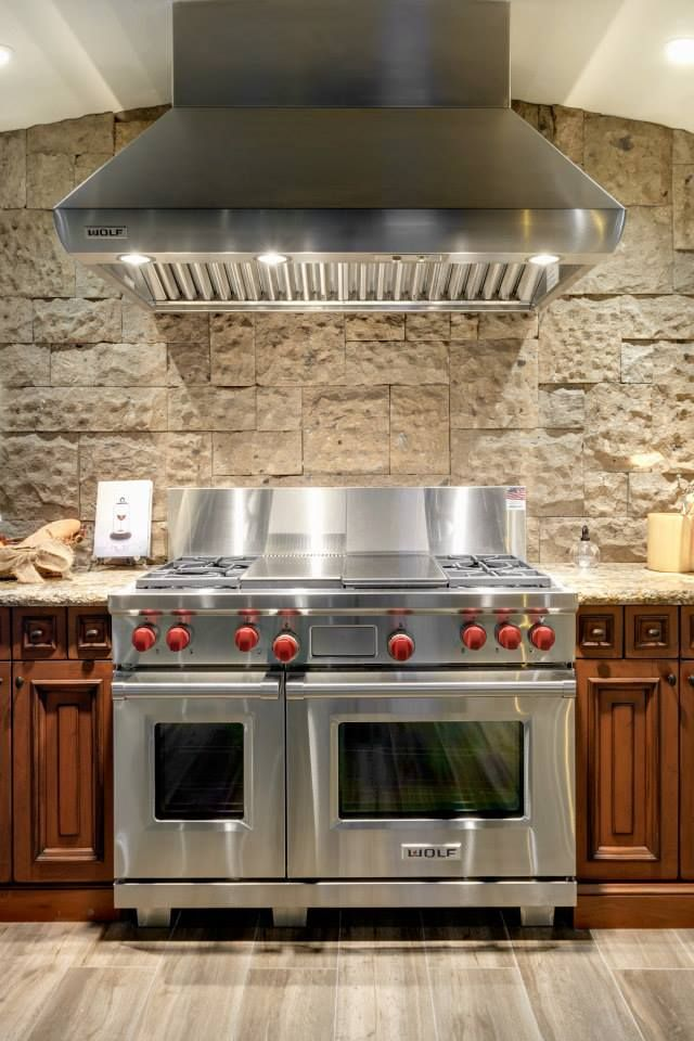 Check Out This Duel Fuel Range And More At Our Sub Zero U0026 Wolf Scottsdale  Showroom! Photography By Rick Young 2013 My Dream Stove
