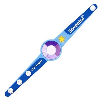UV Exposure Wristband Min 5000 - Custom Wristbands & Watches - PRTH-WB10041-i - Best Value Promotional items including Promotional Merchandise, Printed T shirts, Promotional Mugs, Promotional Clothing and Corporate Gifts from PROMOSXCHAGE - Melbourne, Sydney, Brisbane - Call 1800 PROMOS (776 667)