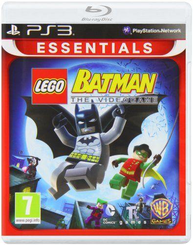 Lego Batman Essentials (PS3) @ niftywarehouse.com #NiftyWarehouse #Batman #DC #Comics #ComicBooks