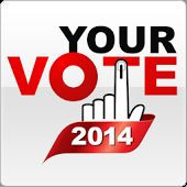 Your Vote 2014 Election Result