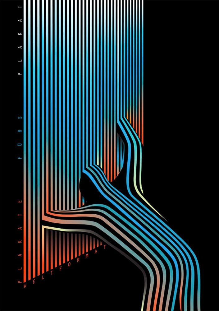 Posters by Fermin Guerrero | Inspiration Grid | Design Inspiration
