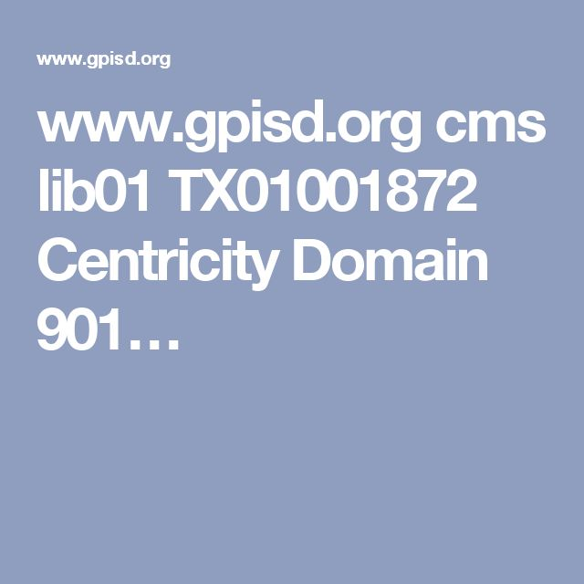 www.gpisd.org cms lib01 TX01001872 Centricity Domain 901…