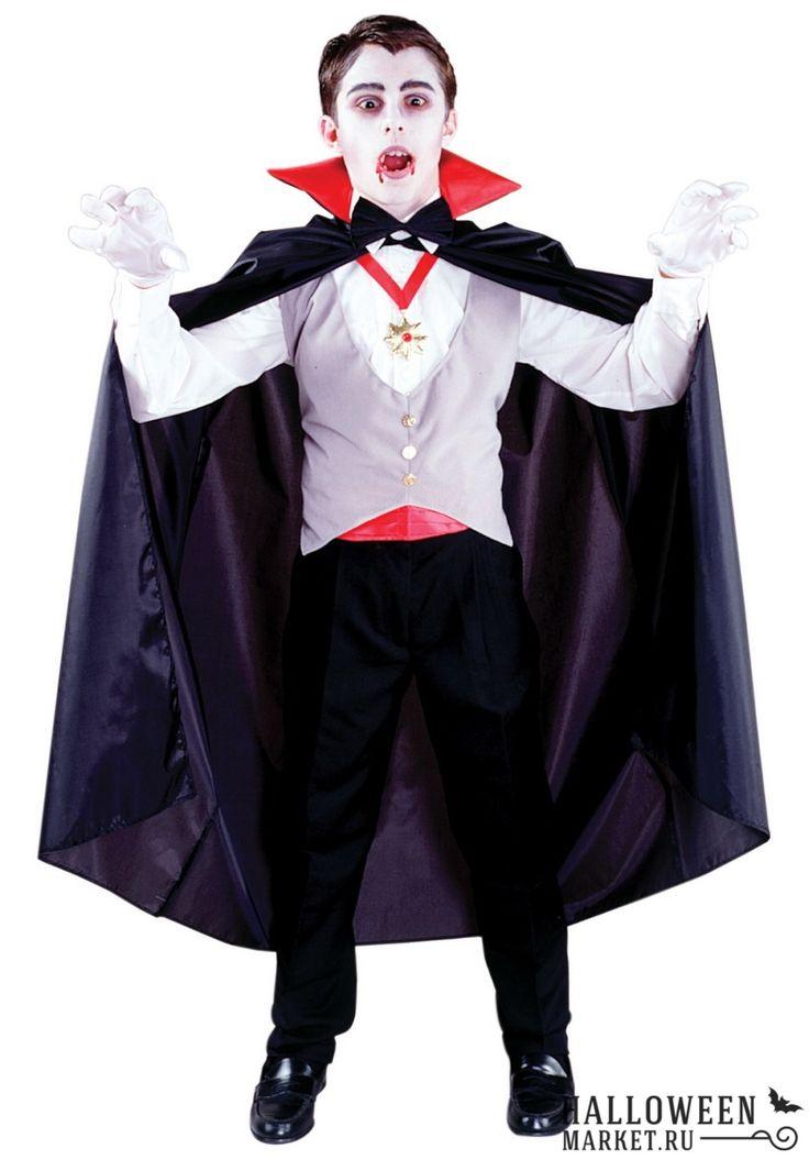 #vampire #kid #halloweenmarket #halloween  #вампир #дети #костюм Детский костюм вампира (фото)