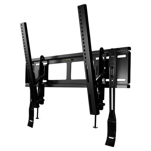 """VIZIO XMT1200MS Ultra Slim Tilt Mount with Soundbar Brackets Supports 37-Inch to 47-Inch Televisions by Vizio. $98.99. The VIZIO Ultra Slim Tilt Mount with Soundbar Brackets supports 37"""" to 47"""" TVs, up to 120 pounds. This easy to install wall mount features a built-in bubble level, is less than 2"""" thin, and includes custom sound bar brackets that fits all VIZIO sound bars for an enhanced audio experience and seamless look. Includes $10,000 component insurance."""