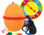 Russian Roulette Model Balloon Gun Party Tricky toy gun Adult tricky Funny Toys