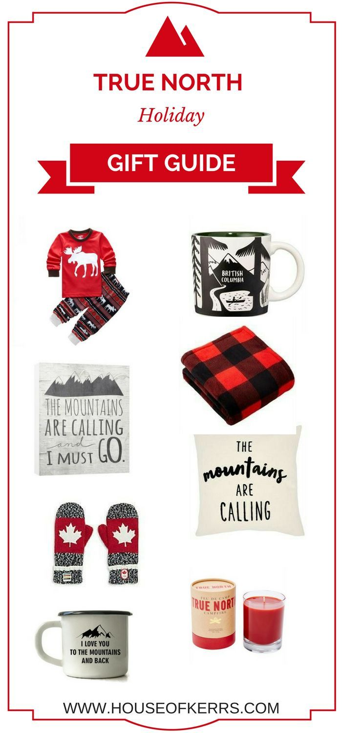 True North Holiday Gift Guide