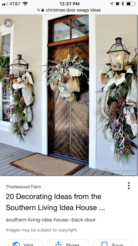 This front door is stunning.