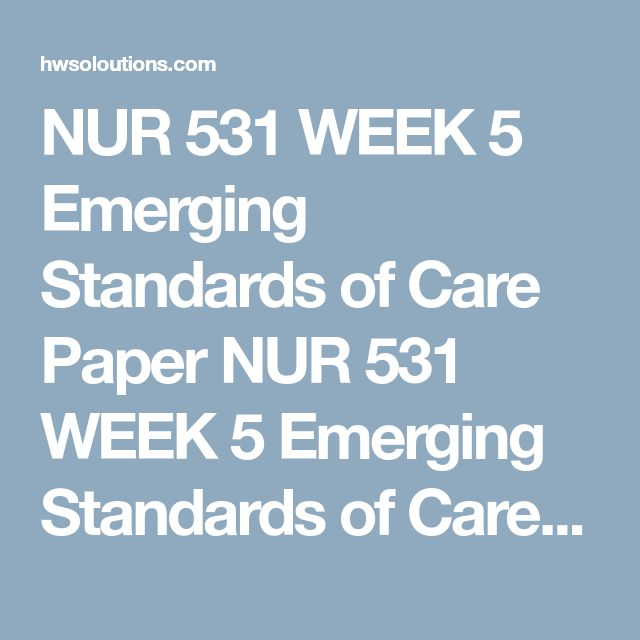 emerging standards Emerging standards of care review emerging standards of culturally competent care here are possible resources to use: •dhhs office of minority health •national center for cultural competence •ahrq •annie e casey foundation write a 2,800- to 3,500-word paper that explores the following topics in your workplace or a setting that you select for this discussion.