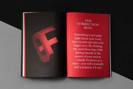 where can I get this ring they speak of? 6 rules for stunning book design | Print design | Creative Bloq