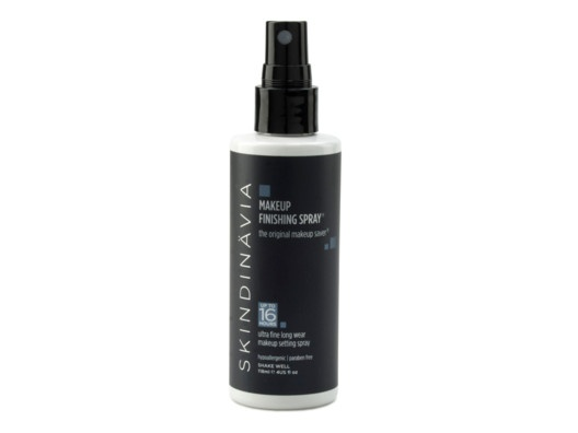 Skindinavia Makeup Finishing Spray + Free Mini Spray - Skindinavia Makeup Setting Spray is a MUST-Have. Stop constantly checking your makeup to see if you need to touch-up. Spray it, let it set, forget about it ...it's that easy