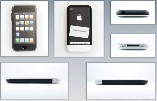A collection of iPhone prototypes that were never released. Some are quite beautiful. Others were thankfully never released.