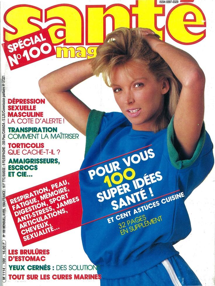 Connu Les 29 meilleures images du tableau Santé Magazine en couverture  KG67