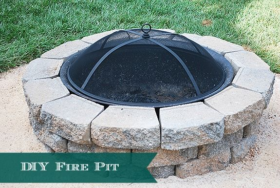 how to build a diy a backyard fire pit backyards spring and diy and