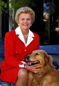 """The search for human freedom can never be complete without freedom for women."" Betty Ford"