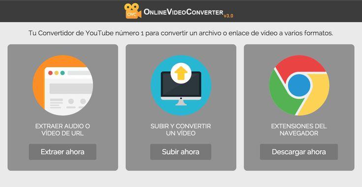 Descarga vídeos de YouTube, Vimeo y Dailymotion. Conviértelos directamente desde tu navegador. No es necesario instalar ningún software. ¡Sencillo de usar, rápido y totalmente gratis!