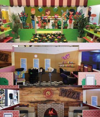 Mini city, les enfants jouent aux grands à Carré Sénart