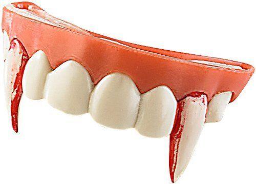 """infactory Falsche Zähne """"Vampir"""" von infactory, http://www.amazon.de/dp/B006YYWH6Q/ref=cm_sw_r_pi_dp_a02btb144ND5W"""