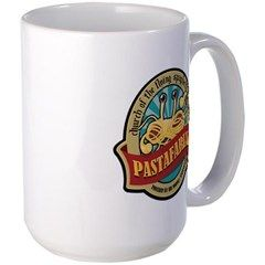 Pastafarian Seal Mugs> Mugs, Stickers, Posters> Flying Spaghetti Monster Online Store