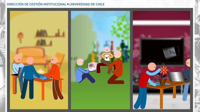 U-Cursos.Una nueva forma de hacer docencia. Para ver el video visite http://vimeo.com/92867553