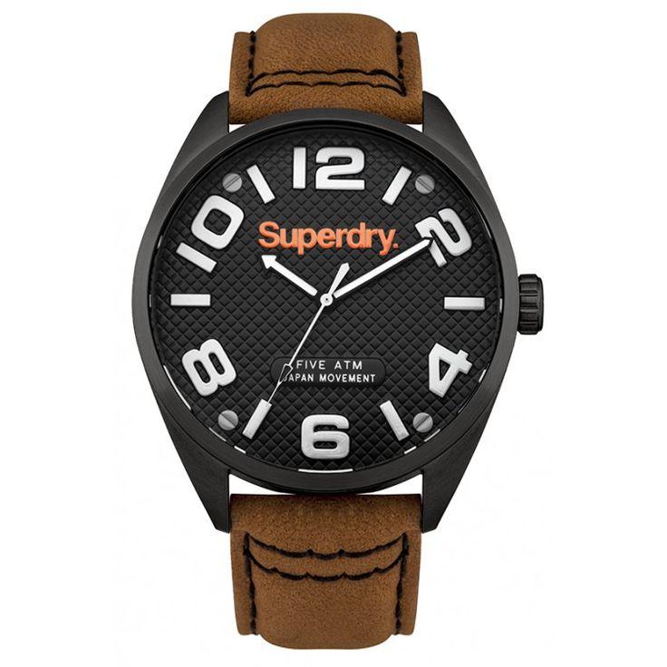 john-andy.com | Superdry SYG192TB ρολόι