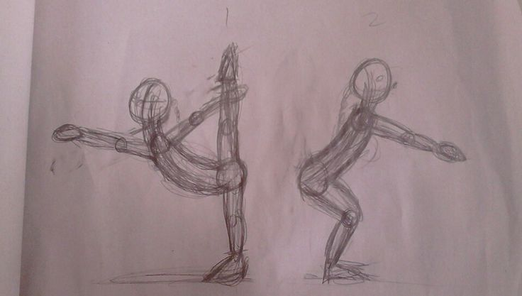 Some gesture poses