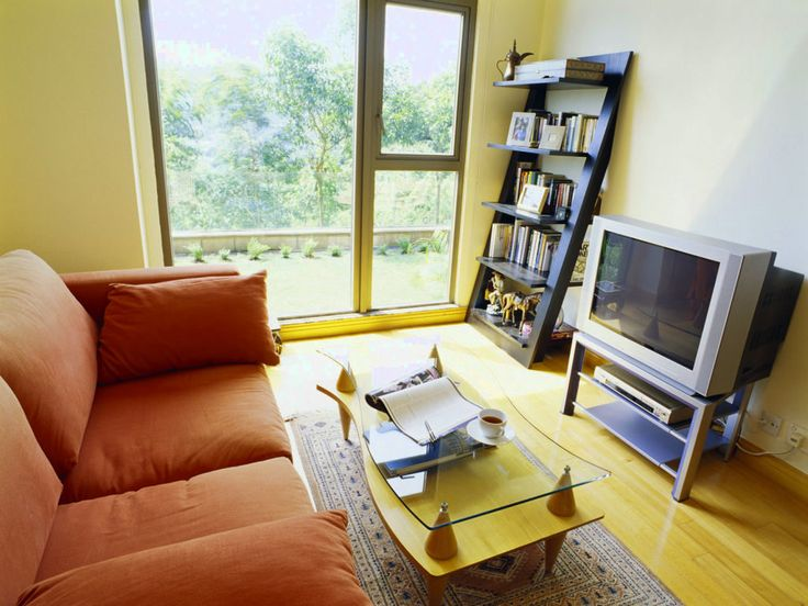 Small Living Space Ideas