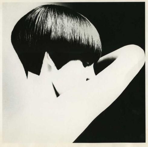 "Grace Coddington's ""Five Point Cut"" by Vidal Sassoon. Pic by David Montgomery."