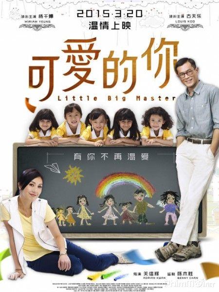 Phim Con Thật Đáng Yêu – Hiệu Trưởng Của 5 Cô Nhóc