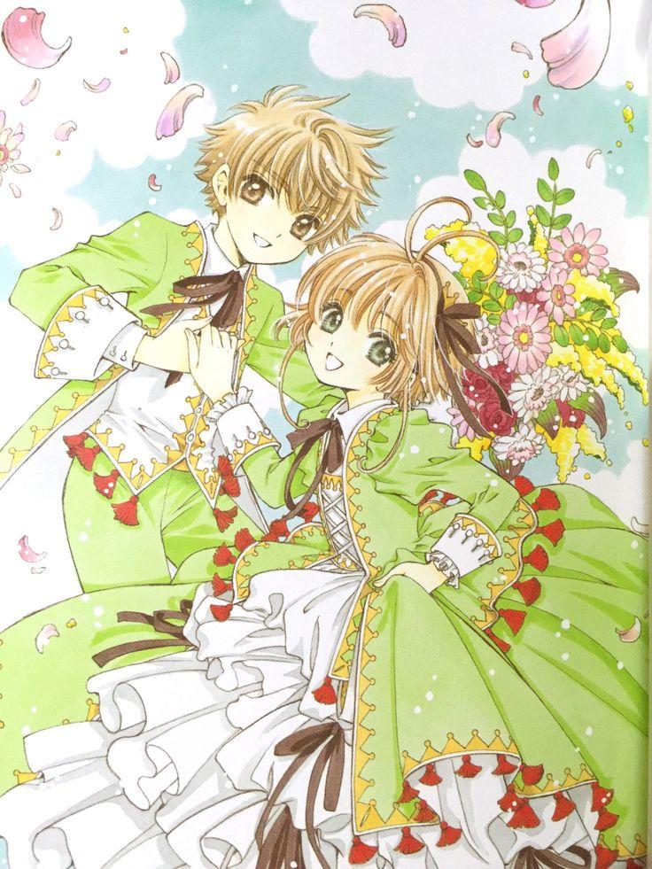 Syaoran Li & Sakura Kinomoto