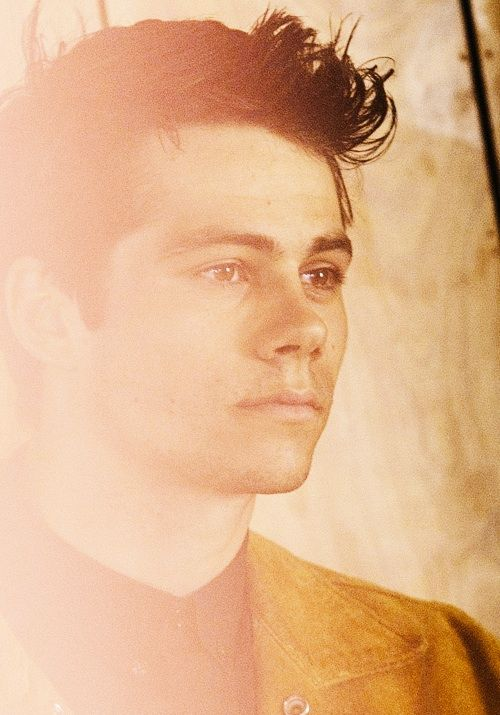 Dylan O'Brien, Teen Vogue 2014