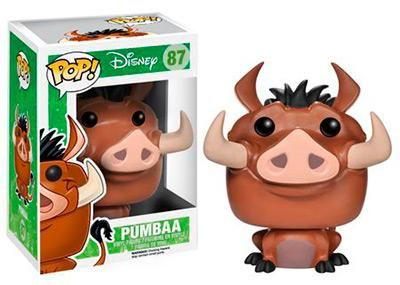 Lion King Pumbaa Pop! Vinyl Figure