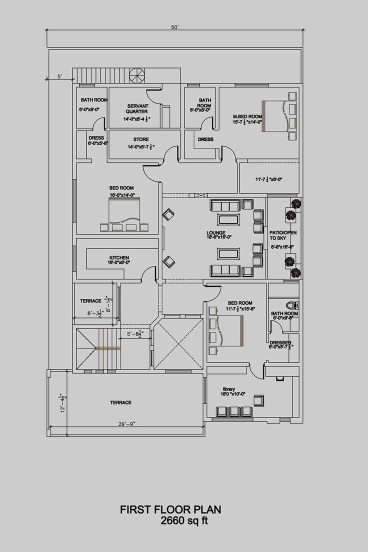 32 Best Ideas For The My House Images On Pinterest House: 35x60 house plans