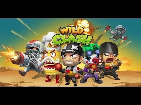 Juego Sugerido 83 Wild Clash Batalla En Linea Android Gameplays