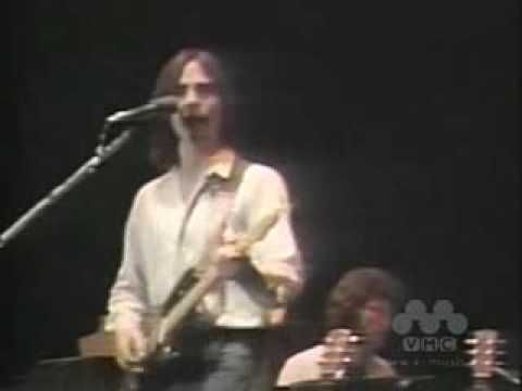 Jackson Browne-- Running on empty. THAT HAIR THOUGH.