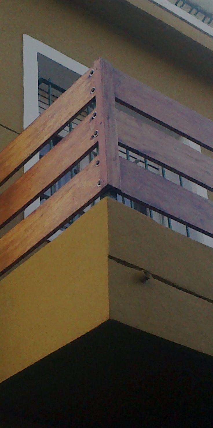 The 25 best barandales madera ideas on pinterest - Baranda de madera ...