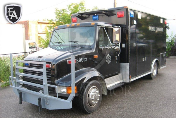 armored vans tactical armored vehicle and swat trucks used to transport heavily armed special. Black Bedroom Furniture Sets. Home Design Ideas
