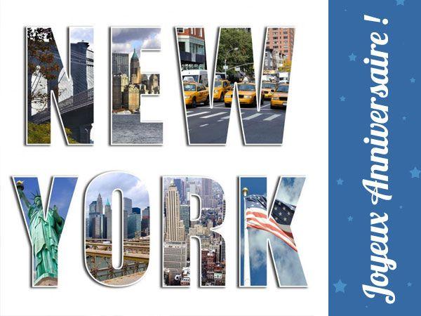 envoyez une carte gratuite d 39 anniversaire sur le th me de new york city. Black Bedroom Furniture Sets. Home Design Ideas