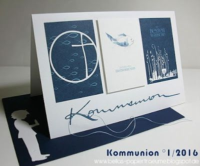 {Bellas} Papierträume: Kommunion