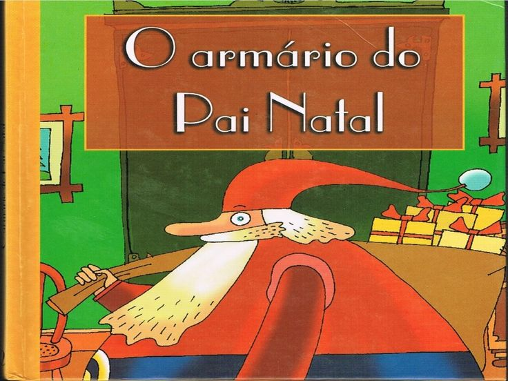 o-armrio-do-pai-natal-livro by ana via Slideshare