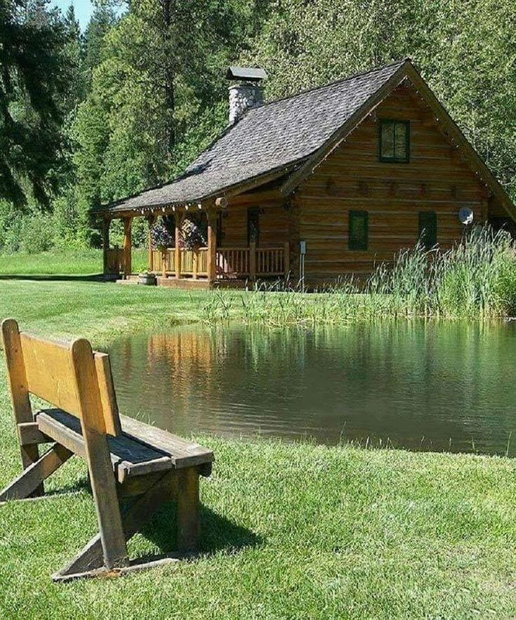 Find This Pin And More On Cabin In The Woods By Jodie A..