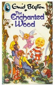 """The book that made me fall in love with books... ""The Enchanted wood"" by Enid Blyton I was gripped from the moment my mum began to read it to my brother and I and I'm now enjoying reading it to my own two for the first time. I love watching their faces as they hear about the adventures of all the different characters and I truly hope that it sparks a great love for books in them too"" - Elaine Parry"