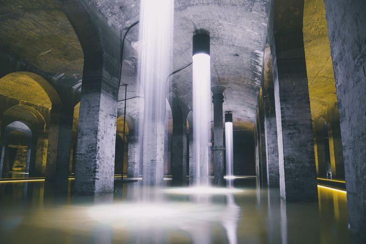 Cisterns of Copenhagen. by Alen Palander