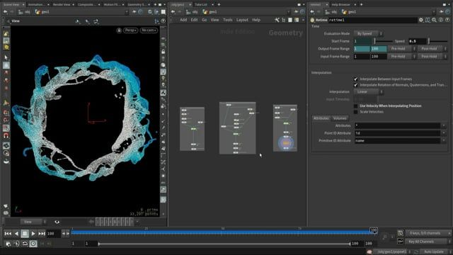 Introduction To The Pop Fluid Node In Houdini 17 A New Fluid Solver Hip File Used In The Video Https Www Dropbox Com S M9ga6n6thvt2qrr P Houdini Fluid Pop